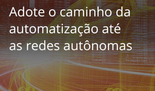 A rede de telecomunicações autônoma